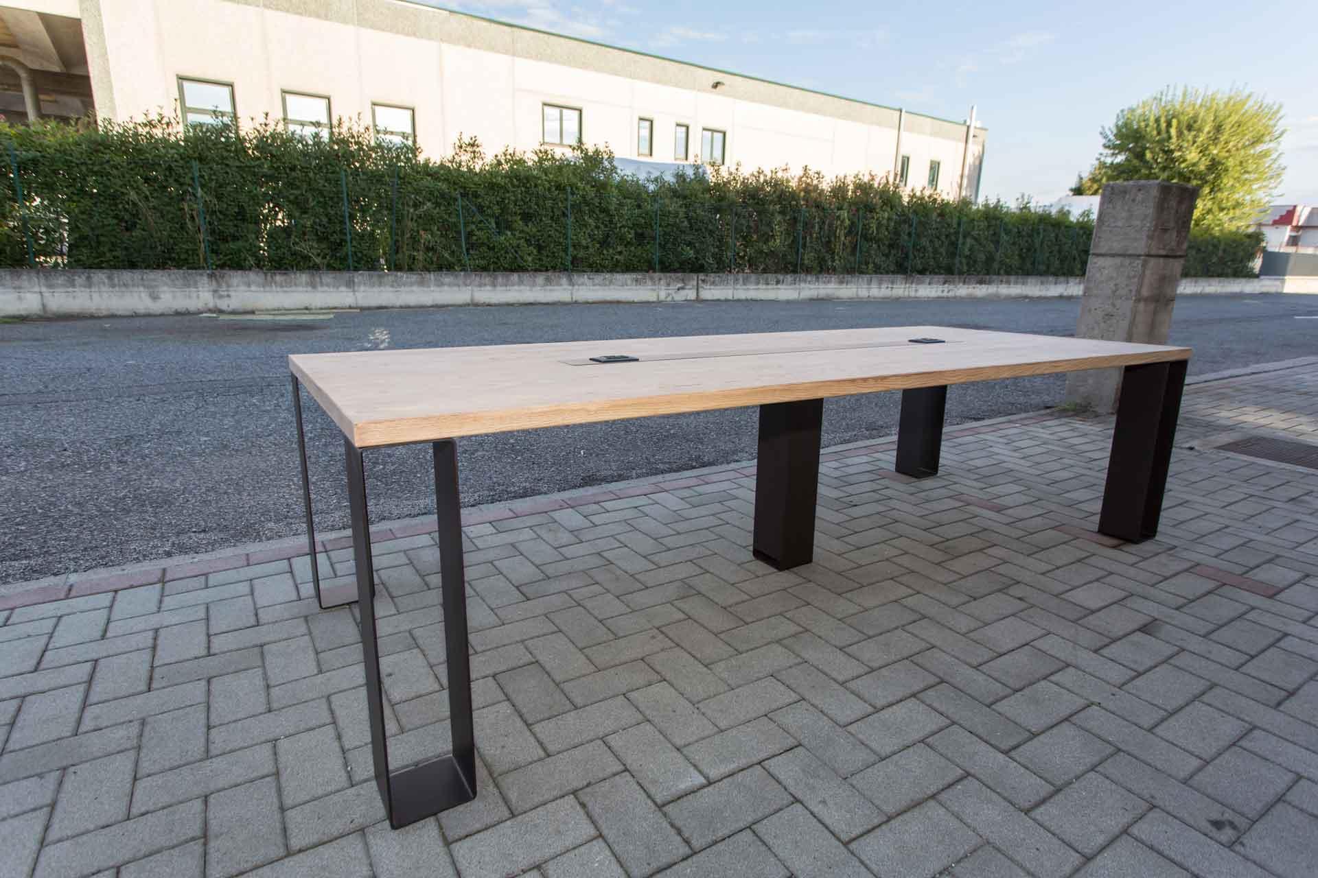 tavolo 90x100ferro