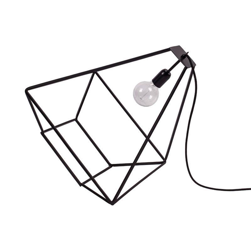 lampada lanterna ferro
