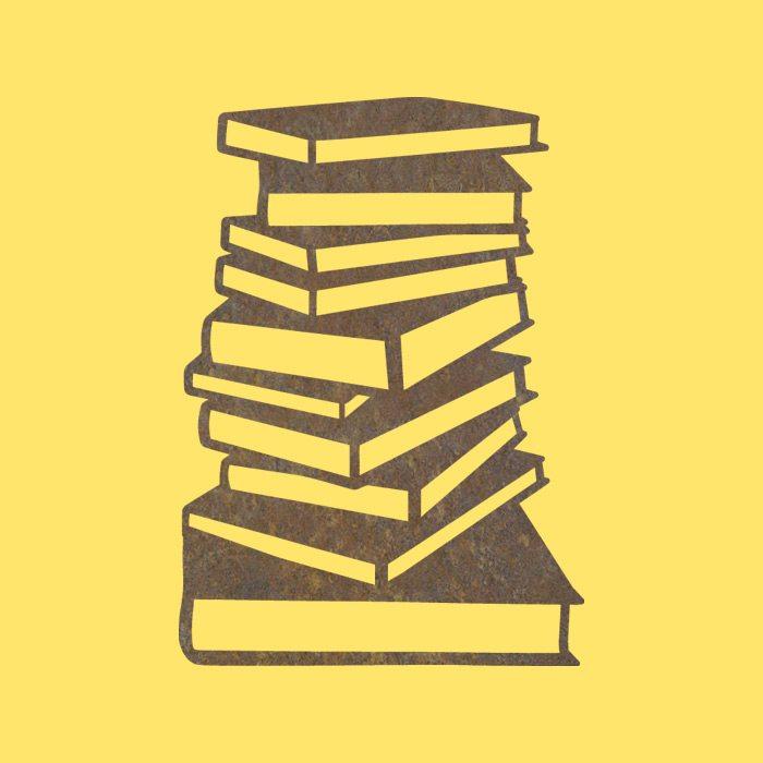libri 90x100 ferro sagome
